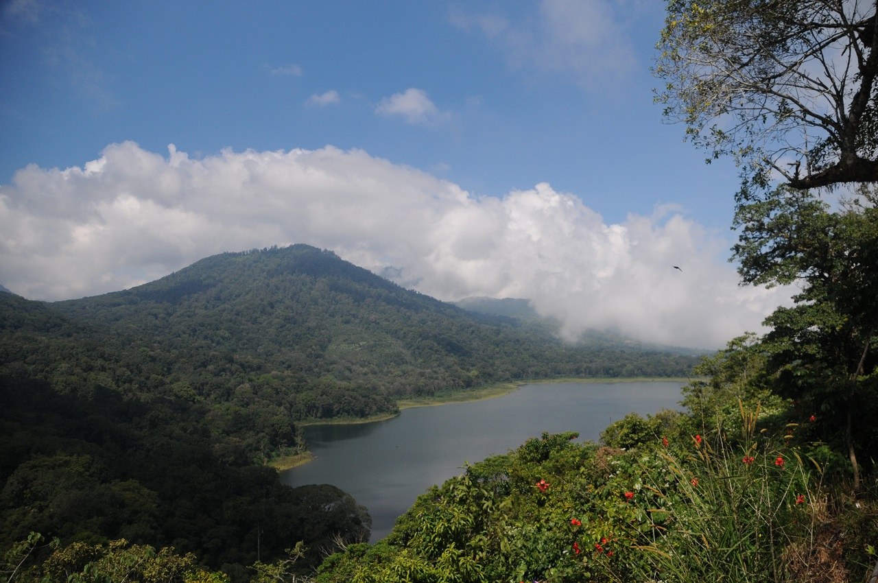 Twin Lake Bedugul